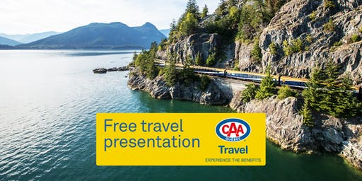 CAA-Quebec travel presentation in Pointe-Claire