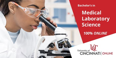 Information Session - BS in Medical Laboratory Science (UC Online) tickets