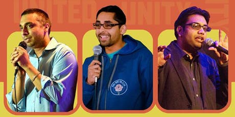 EAST MEETS MIDWEST COMEDY SHOW: (Joe's Homies) tickets