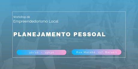 Workshop de Empreendedorismo Local ingressos