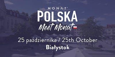 Meet MONAT Białystok