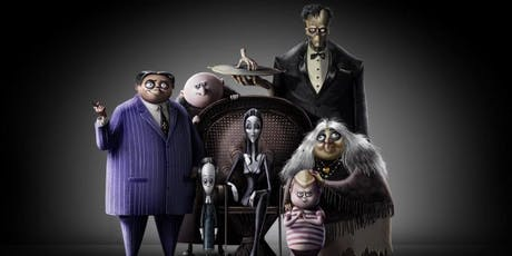 FAMILY FILM CLUB- THE ADDAMS FAMILY(SUBTITLED)+ FANCY DRESS COMPETITION tickets