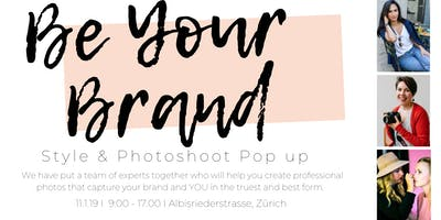 Be Your Brand: Styling & Photography Pop-Up