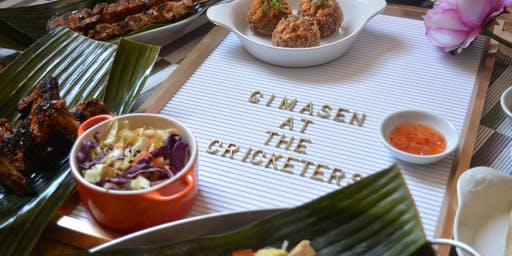Gimasen - Saturday  Kitchen Residency at The Cricketers [LUNCH]