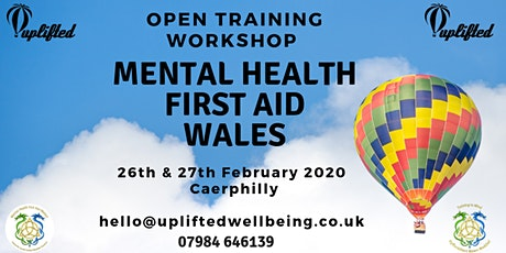 MHFA - Mental Health First Aid Training 26th&27th Feb 2020 tickets