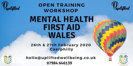 MHFA - Mental Health First Aid Training 26th&27th Feb 2020