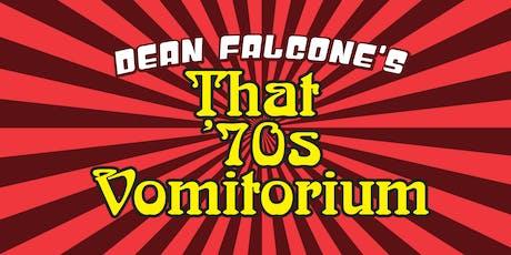 Dean Falcone's Annual Vomitorium #23 tickets