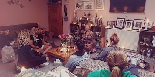 Prosperity and Abundance Manifesting Ritual Circle