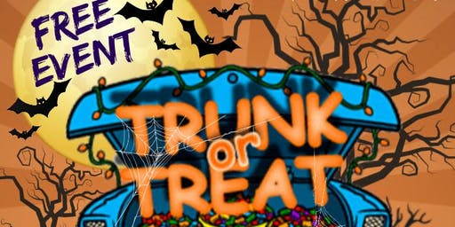 Trunk Or Treat! Family fun for Everyone