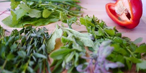 Les secrets des herbes aromatiques avec Noemi