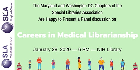 Panel Discussion: Careers in Medical Librarianship tickets