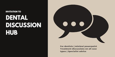 Dental Discussion Hub-20 tickets