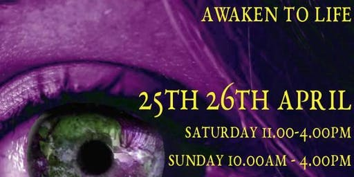 Spirit Sanctuary Weekend Entry Ticket - Maidstone