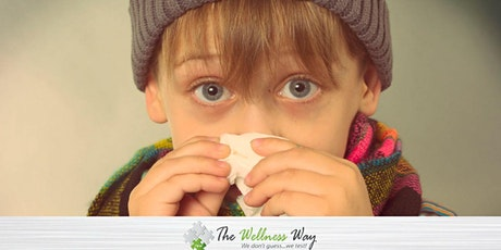 Why Are Your Kids Sick This Time of Year? tickets