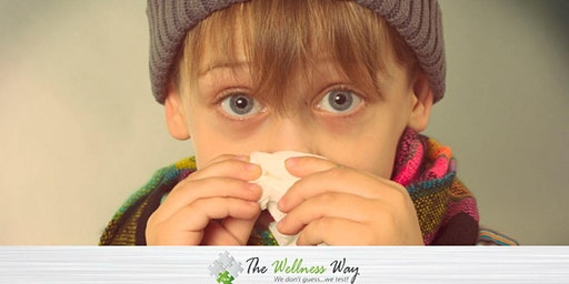 Why Are Your Kids Sick This Time of Year?