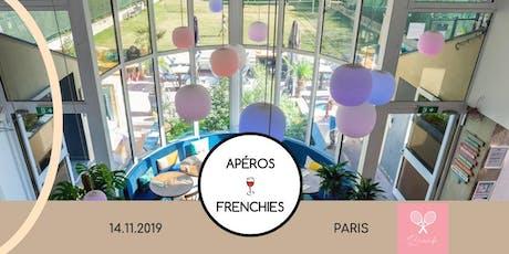 Apéros Frenchies Afterwork - Paris billets
