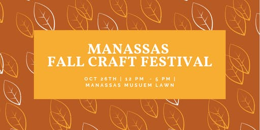 Manassas Fall Craft Festival