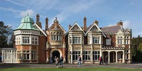 KU CSM Bletchley Park Mansion tickets