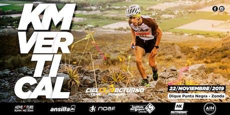KM VERTICAL - CIELO NOCTURNO TRAIL - 3° EDICION - PUNTA NEGRA entradas