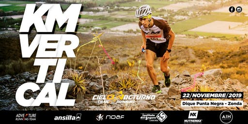 KM VERTICAL - CIELO NOCTURNO TRAIL - 3° EDICION - PUNTA NEGRA