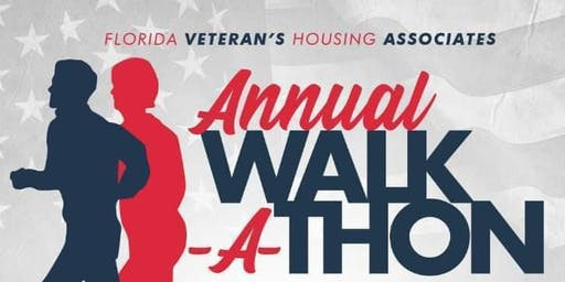Florida Veterans Housing Association Walk (Postponed: 02/2020)
