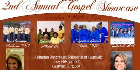 Trinity MCC Gospel Showcase tickets