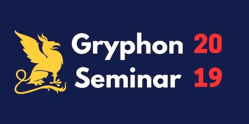 Gryphon Seminar 2019