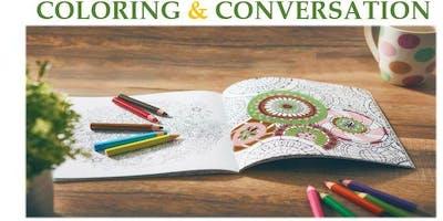 Coloring & Conversation