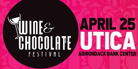 Utica Wine and Chocolate Festival tickets