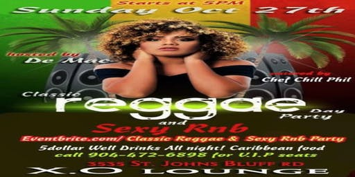 Classic Reggae and Sexy RnB Day Party