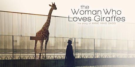 50th Anniversary Film Series: The Woman Who Loves Giraffes biglietti
