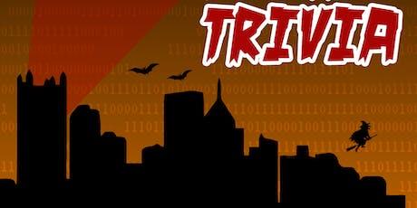 Halloween Tech Trivia tickets