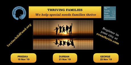 Thriving Families - Durban tickets