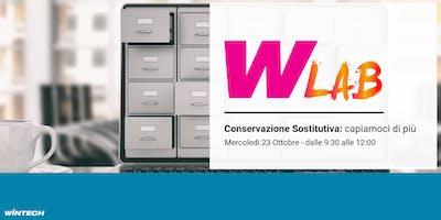 WintechLab sulla Conservazione Sostitutiva: capiamoci di più
