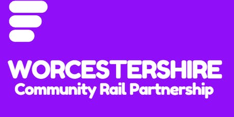 The Official Launch of Worcestershire Community Rail Partnership tickets