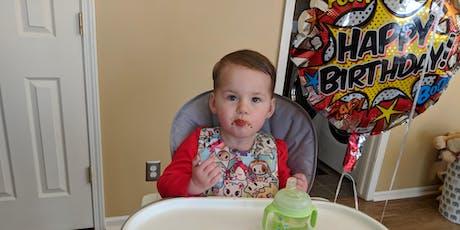 Ada's Third Birthday Party Lunch tickets