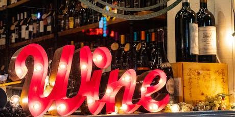 GNO Wine Tasting tickets