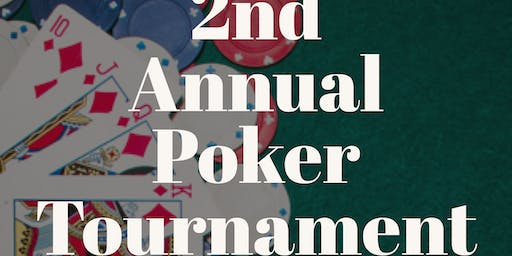 2nd Annual Hayden's Story Poker Tournament