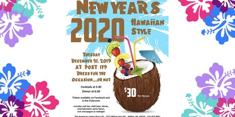 New Year's Eve Party ~ Ring in 2020 tickets