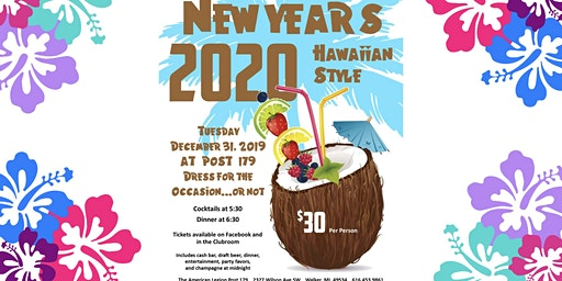 New Year's Eve Party ~ Ring in 2020