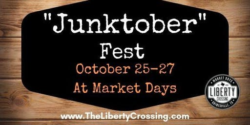 Junktober Fest at Market Days