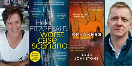 Book Week Scotland: Helen Fitzgerald and Doug Johnstone tickets
