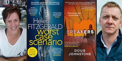 Book Week Scotland: Helen Fitzgerald and Doug Johnstone