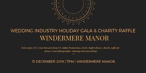 Wedding Industry Holiday Gala & Charity Raffle