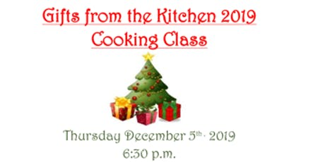 Gifts from the Kitchen tickets