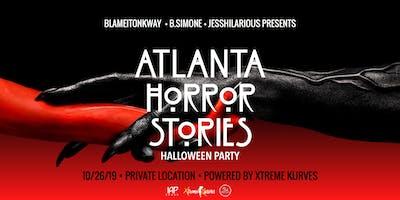 Atlanta Horror Stories: Hosted by Blameitonkway, B Simone & Jess Hilarious