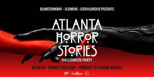 Atlanta Horror Stories: Hosted by Blameitonkway, B Simone & Jess Hilarious