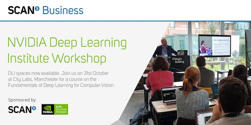 NVIDIA Fundamentals of Deep Learning for Computer Vision by Scan Business