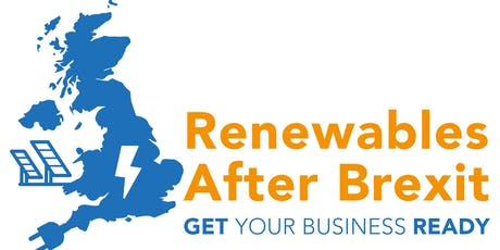 Renewables after Brexit: get your business ready tickets
