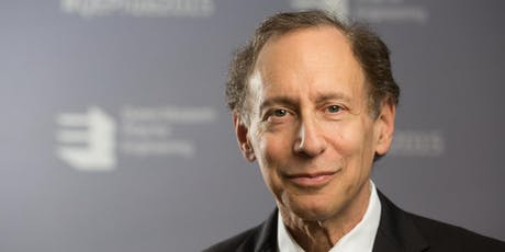 Dr.Robert Langer: The interlink of scientific research and entrepreneurship tickets